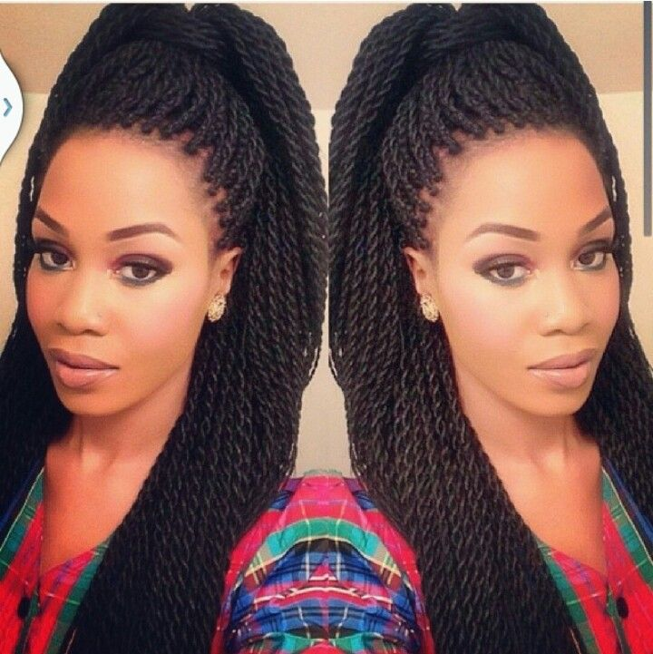 25 Best Ideas About Rope Twist Braids On Pinterest Twist Braids