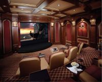 theater room furniture