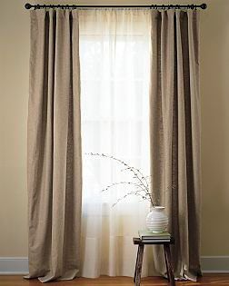 25 Best Ideas About Layered Curtains On Pinterest Window