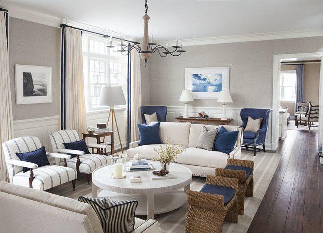25 Best Ideas About Coastal Living Rooms On Pinterest Beach