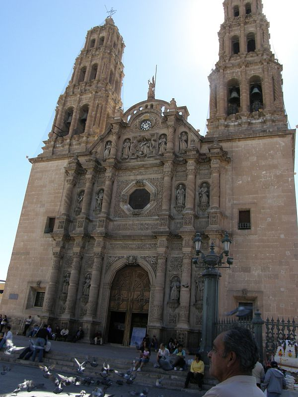 Cathedral Chihuahua City Mexico Been There Done That
