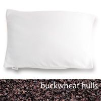 Natural Buckwheat Bed Pillow. TMJ gone, headaches gone ...