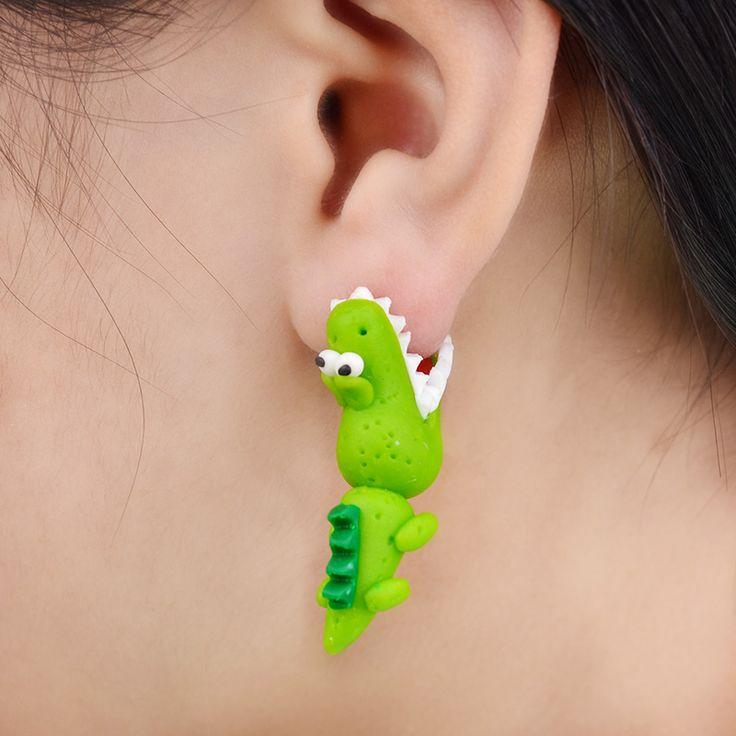 25 Best Ideas About Animal Earrings On Pinterest