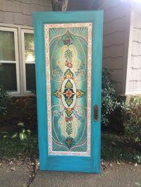 25+ best ideas about Antique door headboards on Pinterest ...