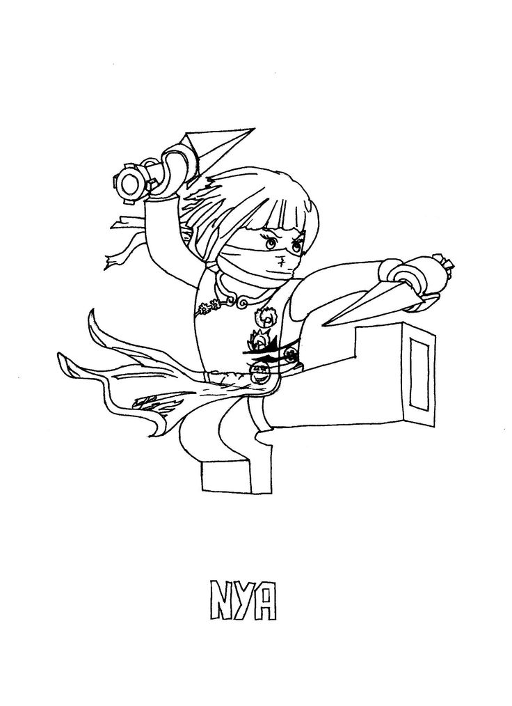 Lego Friends Printable Coloring Pages For Girls