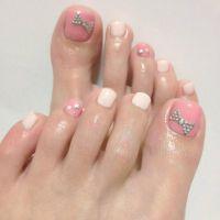 Foot nails | Nails | Pinterest | Feet nails, Toenails and ...