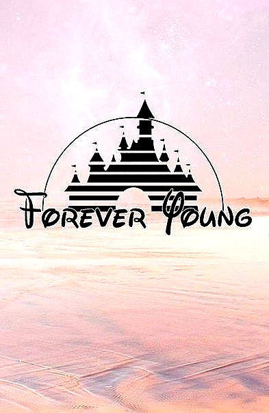 Forever Young Iphone Wallpaper
