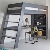 Best 20+ Bunk bed with desk ideas on Pinterest | Girls in ...