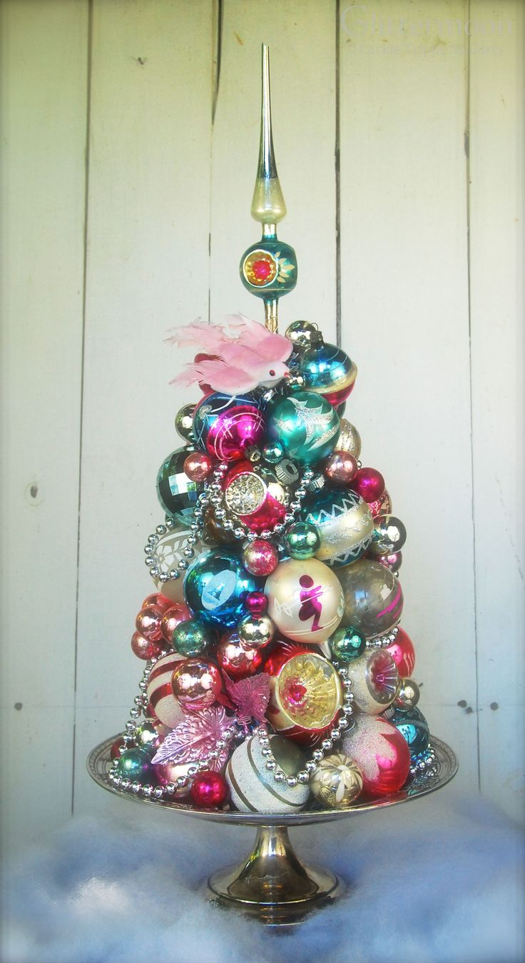 17 Best Ideas About Vintage Ornaments On Pinterest