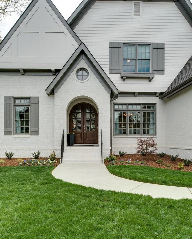 25 Best Ideas About Grey Exterior Paints On Pinterest Gray