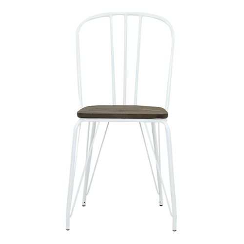 10 Best ideas about Metal Dining Chairs on Pinterest