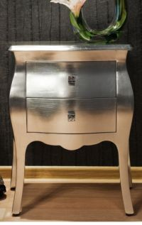 15 Must-see Silver Painted Furniture Pins | Silver paint ...