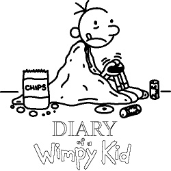 17 Best images about Diary Of A Wimpy Kid on Pinterest