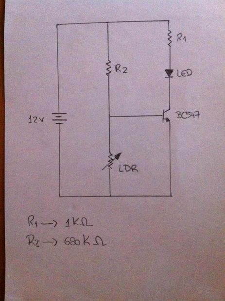 Ldr Projects Circuits