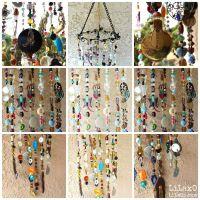 Mobile Suncatcher Chimes Home Garden Decor Beads by LiLaXO ...