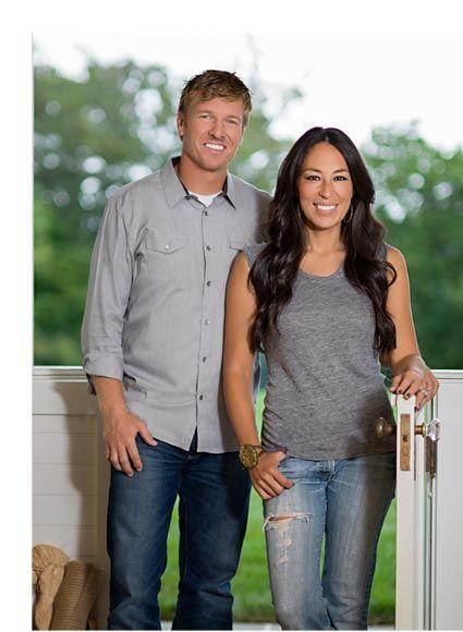 Meet the Stars of HGTVs Fixer Upper  Waco  The Heart
