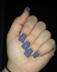 17 Best ideas about Short Square Nails on Pinterest ...