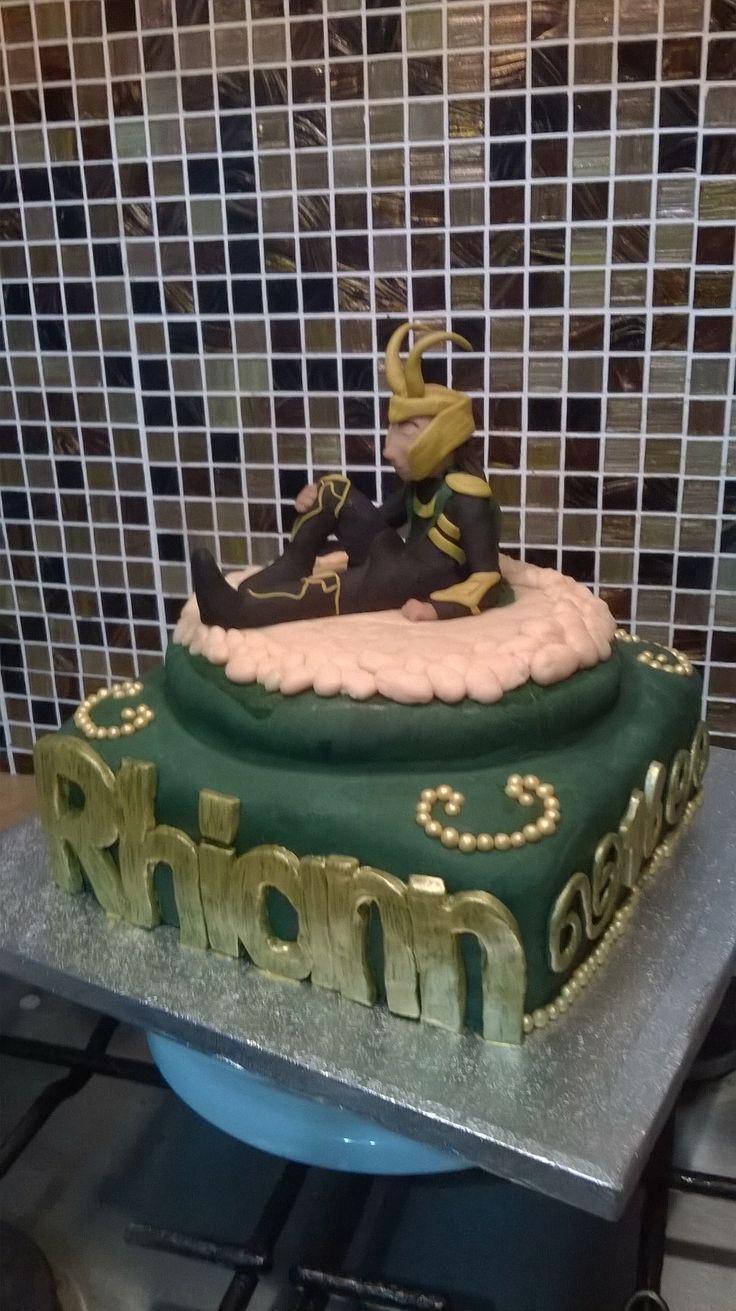 Loki Cake Baking Pinterest Cakes And Loki