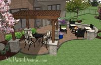 17 Best ideas about Backyard Patio Designs on Pinterest