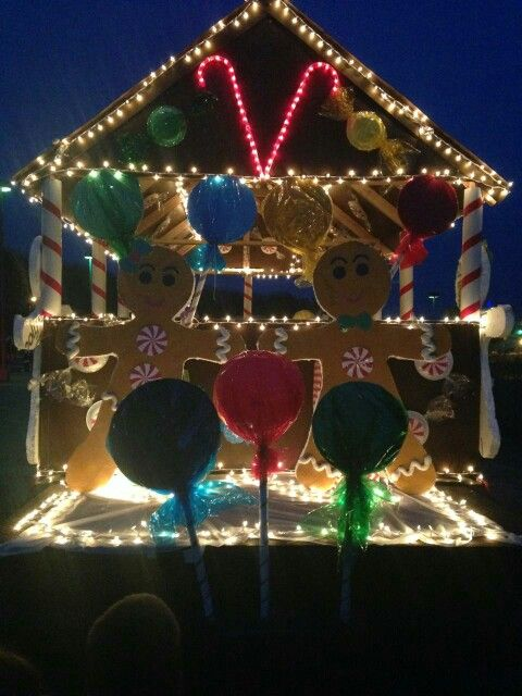 1000 Images About Christmas Float Ideas On Pinterest