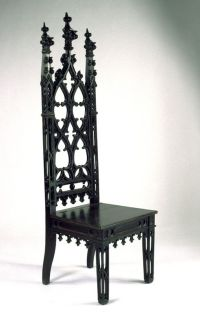 17 Best images about Gothic Revival furniture and ...
