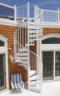118 best images about Spiral stairs on Pinterest | Decks ...