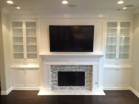 17 Best images about Fireplace bookcase combos on ...