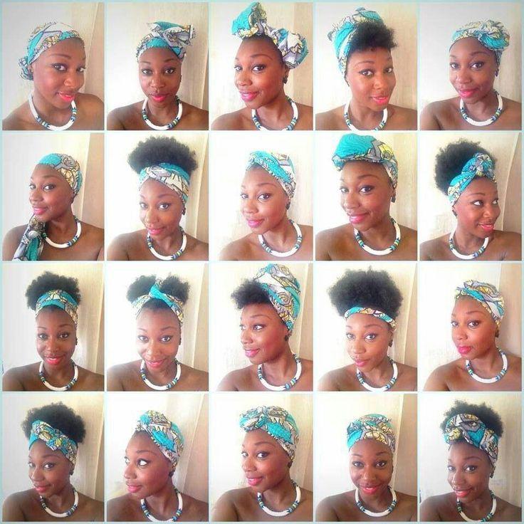 20 ways to tie a headscarf styling pinterest ties