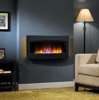 17 Best images about ClassicFlame Wall Hanging Fireplace ...