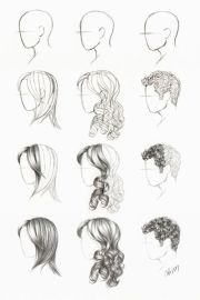 drawing tutorial tutorials curly