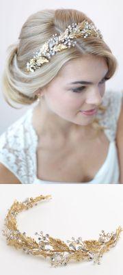 ideas wedding headband