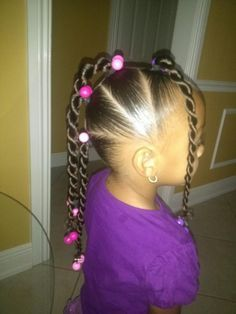 25 Best Ideas About Mixed Girl Hairstyles On Pinterest