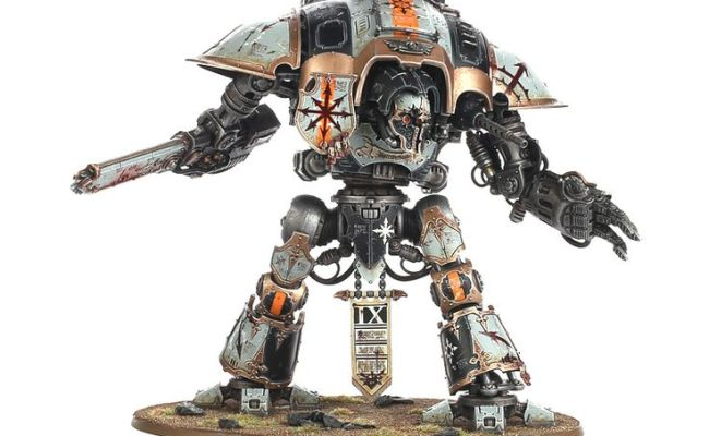 100 Best Images About Imperial Knights On Pinterest
