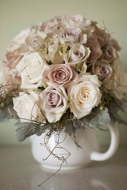 Dusty roses  Wedding 2014  Pinterest  Beautiful Flower