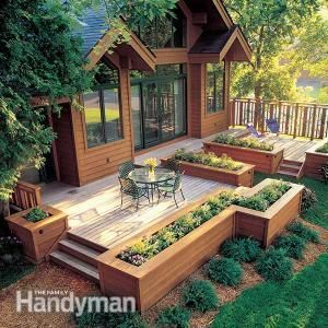 How To Build A Deck That'll Last As Long As Your House Gardens