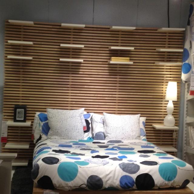 Headboards and Ikea on Pinterest