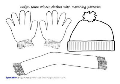 9 best images about Clothes Coloring Pages on Pinterest