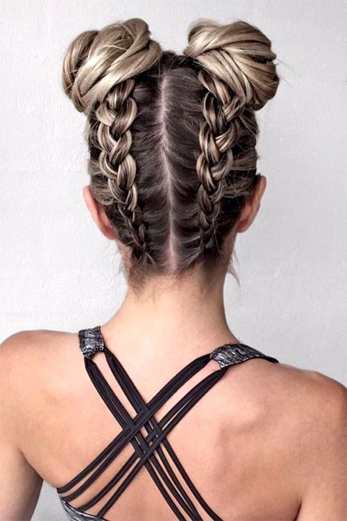 25 Best Ideas About Dance Hairstyles On Pinterest Grad
