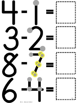 27 best images about Touch Points Math on Pinterest