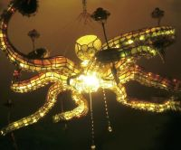 Octopus Chandelier | Sea theme, Under the sea and Chandeliers