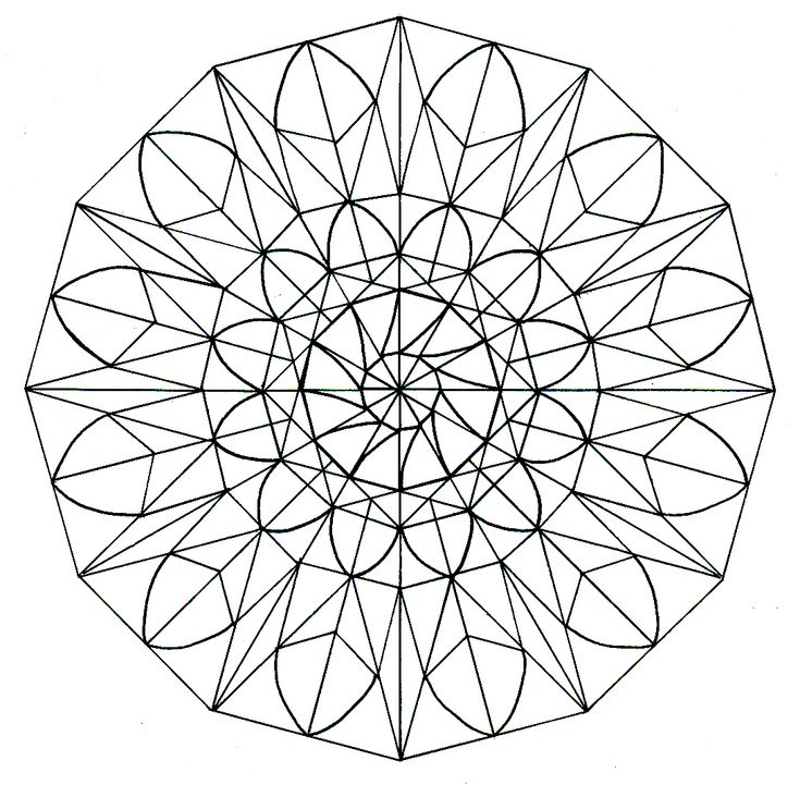 Mandala 1 Wip By Artwyrd On Deviantart