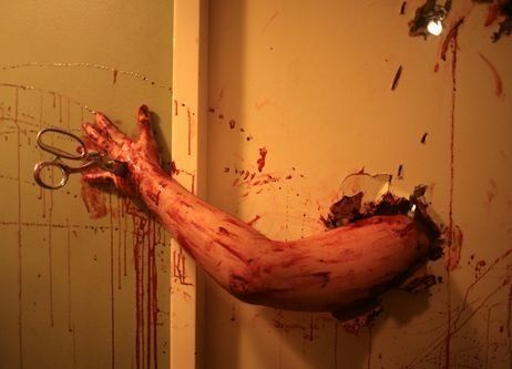 25 best ideas about haunted house decorations on pinterest