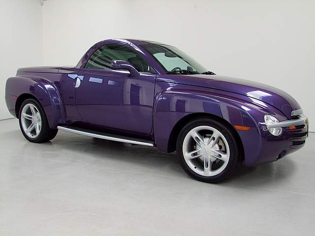 2004 Chevrolet Wiring Diagram Purple Chevy Ssr Pickup Muscle Cars Trucks And