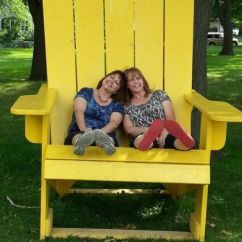 Giant Folding Chair Quad With Canopy 1000+ Images About Adirondack Chairs On Pinterest | Plans, Resin ...
