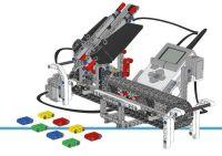 Color Sorter Instructions  LEGO and LEGO Mindstorm ...