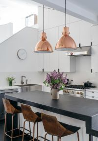 25+ best ideas about Copper pendant lights on Pinterest