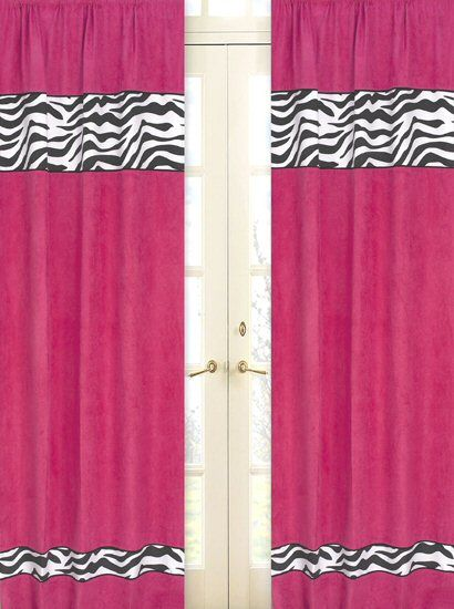 25 Best Ideas About Zebra Curtains On Pinterest Natural