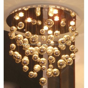 Chandelier Ideas Use A Hulahoop As The Base