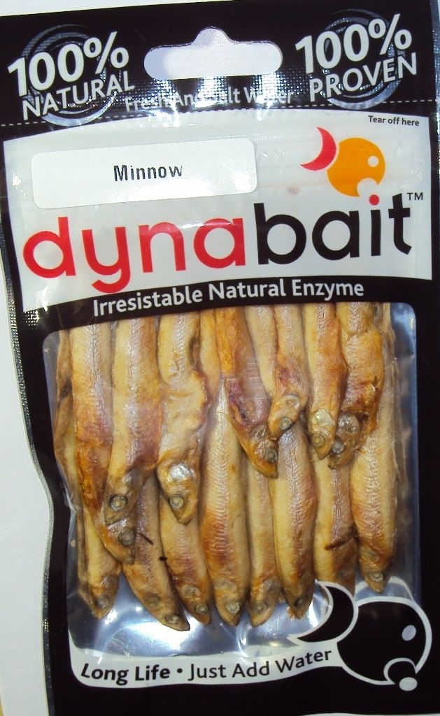 dynabait freeze dried blood worms 1kg