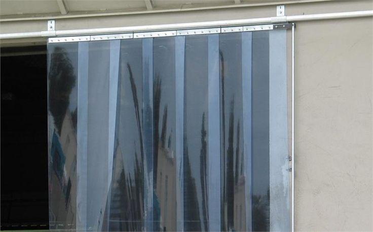 Refrigerator Plastic Curtain